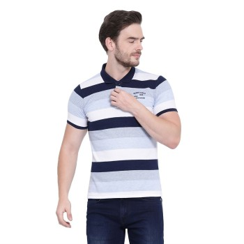 Monte Carlo Men's Casual Wear Polo T-Shirt