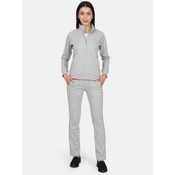 Monte Carlo Women's Casual Wear Grey Tracksuit