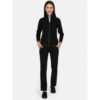 Monte Carlo Women's Casual Wear Black Tracksuit