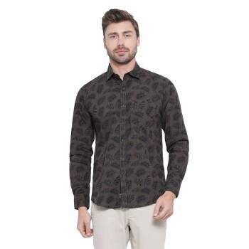 Monte Carlo Men's Casual Wear Shirt