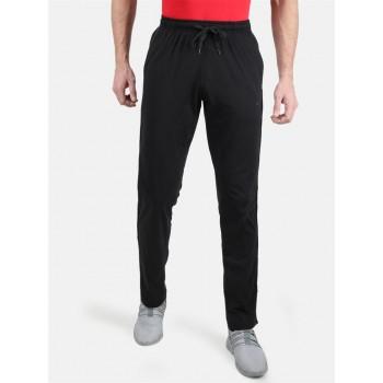 Monte Carlo Men Casual Wear Black Track Pant