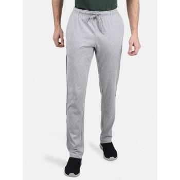 Monte Carlo Men Casual Wear Grey Track Pant