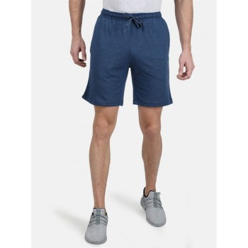 Monte Carlo Men Casual Wear Dark Blue Shorts