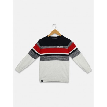 Monte Carlo Kids Caual Wear Multicolor Pullover