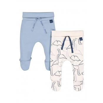 Mothercare Boys Assorted Printed Pack of 2 Leggings