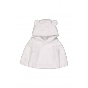Mothercare Unisex White Solid Jacket