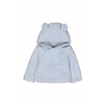 Mothercare Boys Blue Solid Jacket