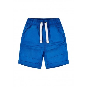 Mothercare Boys Blue Solid Shorts
