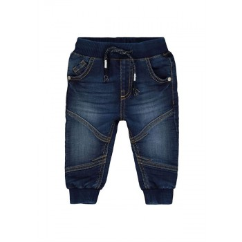 Mothercare Boys Blue Solid Joggers