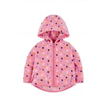 Mothercare Girls Pink Printed Sweatshirt