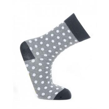 Norman Todd Casual Wear Printed Socks