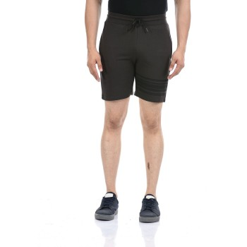 Oneway Men Grey Solid  Shorts