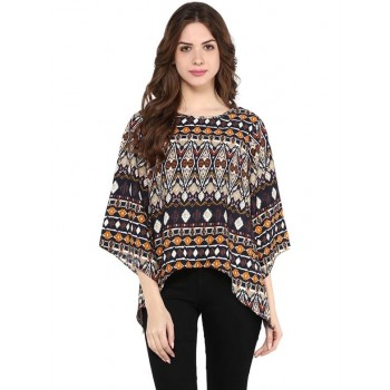 Pannkh Women Ethnic Wear Printed Top