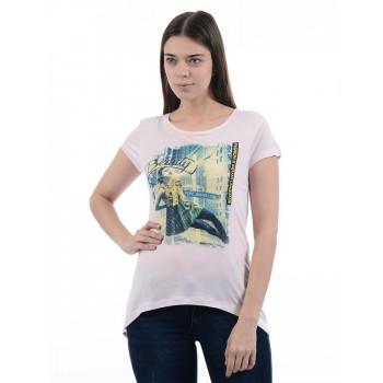 Pepe Jeans Women Printed T-shirt