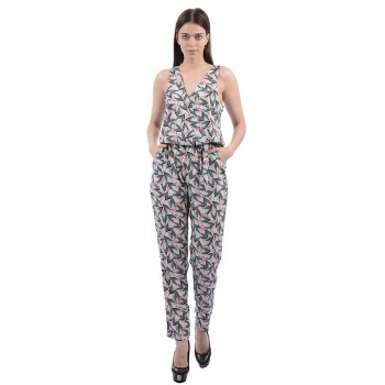 Pepe Jeans Women Printed Jumpsuit
