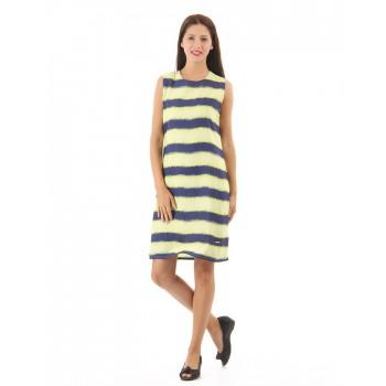 Pepe Jeans Women Stripes Dress