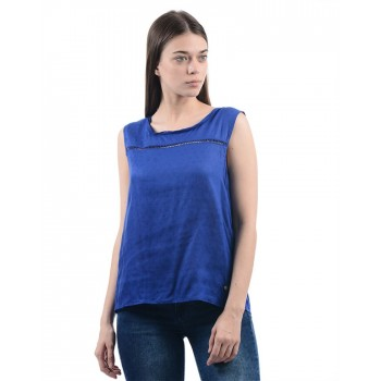 Pepe Jeans Women Self design Top
