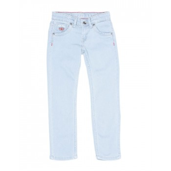 Pepe Kids Casual Wear Blue Jeans For Boys