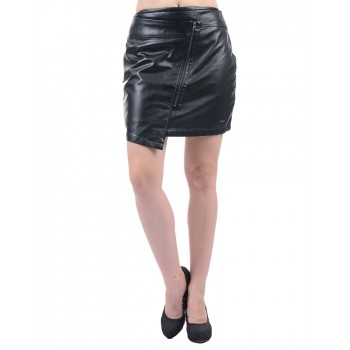 Pepe Jeans Women Solid Short Skirt
