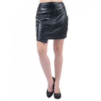 Pepe Jeans Women Solid Short Skirt