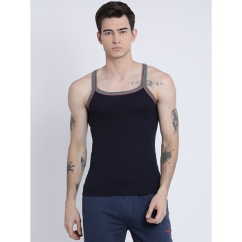 Pepe Jeans London Men Solid Sports Vest