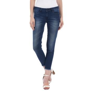 Pepe Jeans Women Solid Casual Wear Jean