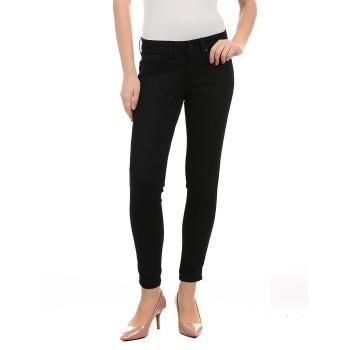 Pepe Jeans Women Casual Wear Black Jeans