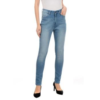 Pepe Jeans Women Casual Wear Blue Jeans