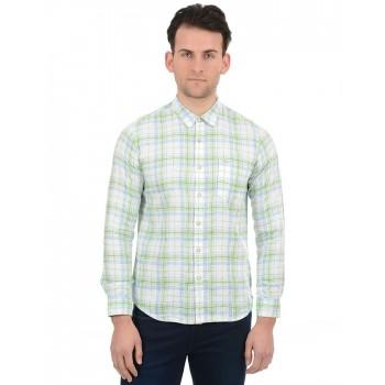 Pepe Jeans Men Casual Wear Multicolor Shirt