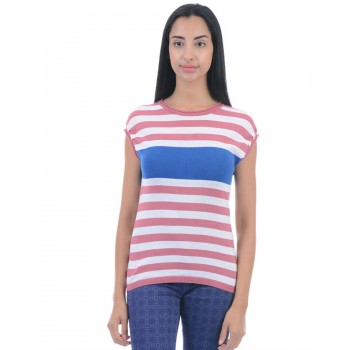 Pepe Jeans Women Striped Sweater