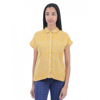 Pepe Jeans Women Prints Shirt