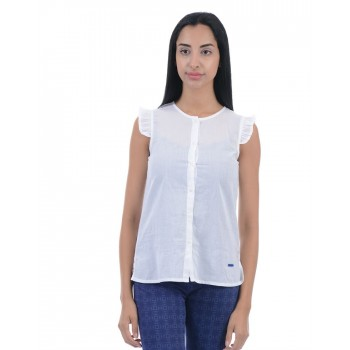 Pepe Jeans Women Solid Top