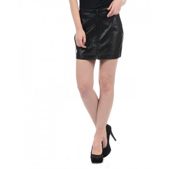 Pepe Jeans Women Solid Skirt