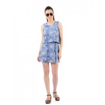 Pepe Jeans Women Printed Dress