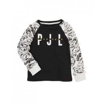 Pepe Jeans Black Casual Wear Sweatshirt