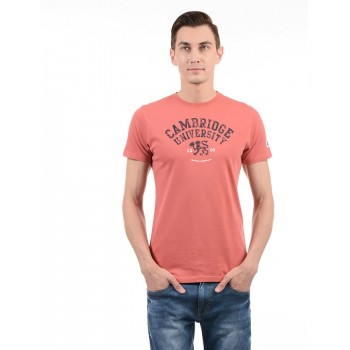 Pepe Jeans Men Graphic Print Casual Wear T-Shirt