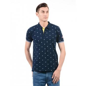 Pepe Jeans Men Printed Casual Wear T-Shirt