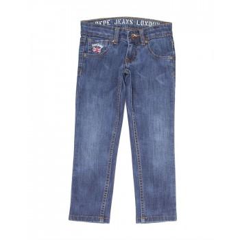 Pepe Kids Casual Wear Blue Jeans For Boys