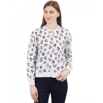 Pepe Jeans Women Floral Sweatshirt