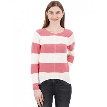 Pepe Jeans Women Striped Sweater