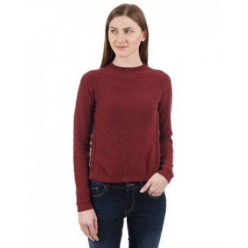 Pepe Jeans Women Solid Sweater