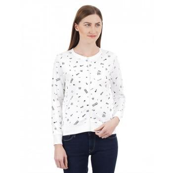 Pepe Jeans Women Printed Sweatshirt
