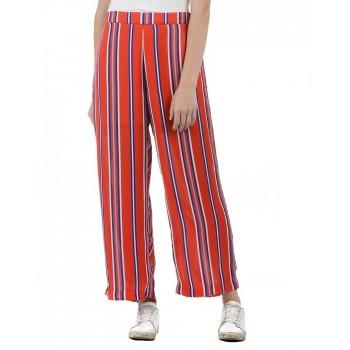Pepe Jeans Women Striped Pant
