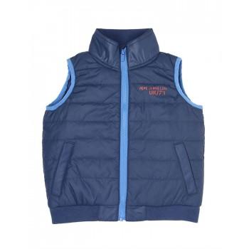 Pepe Jeans Blue Casual Wear Jacket