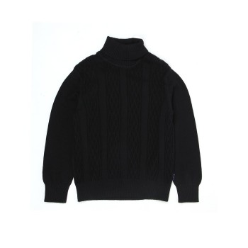 Pepe Jeans Black Casual Wear Sweater