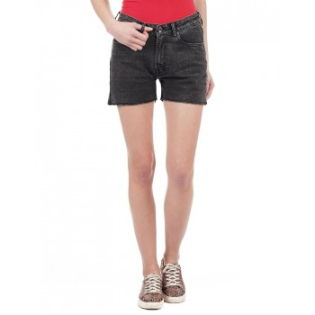 Pepe Jeans Women Solid Short