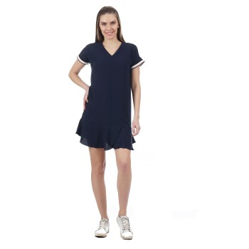 Pepe Jeans Women Solid Dress