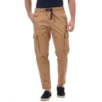 Pepe Jeans Men Solid Casual Wear Cargo