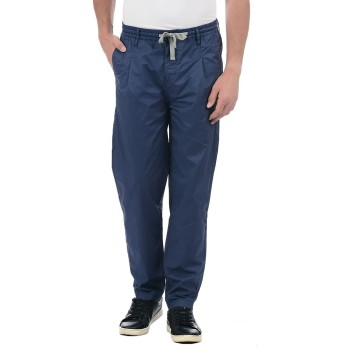 Pepe Jeans Men Solid Casual Wear Trousers