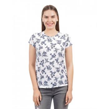 Pepe Jeans Women Floral T-Shirt